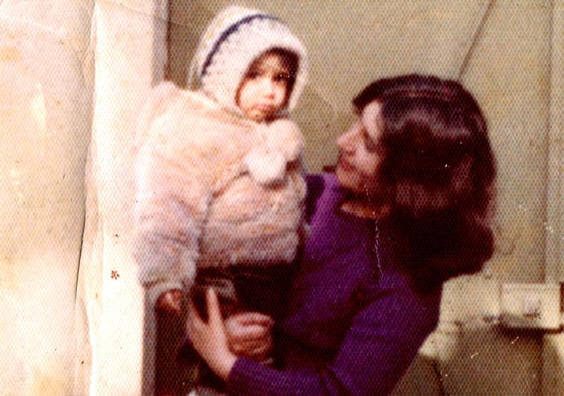 Marsha and Mum